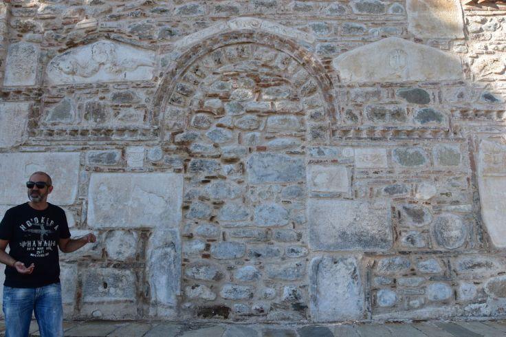 Eglise byzantine la plus ancienne de Grèce
