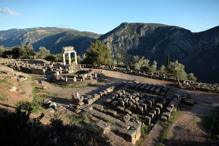 Tholos d'Athéna (Delphes)