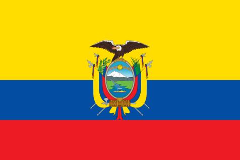Drapeau d'Equateur