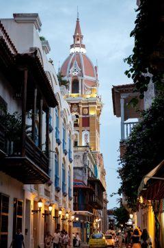 Catedral de Santa Catalina de Alejandría de Cartagena de Indias