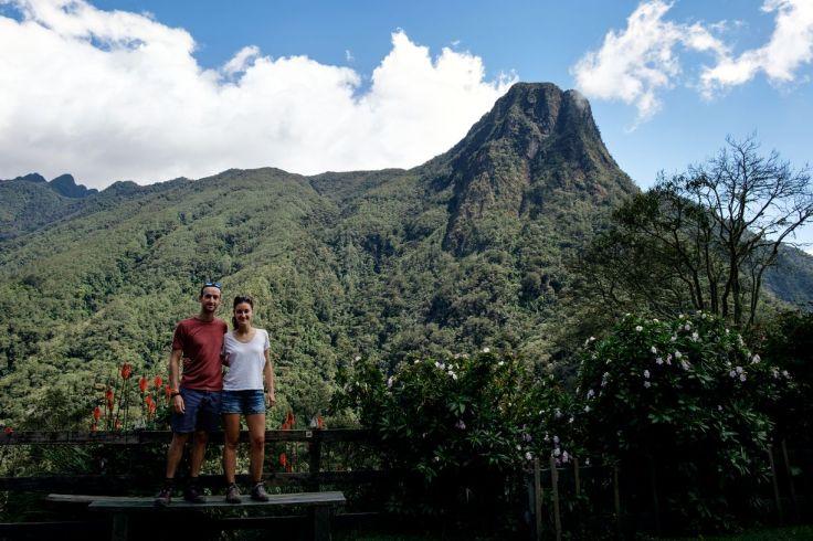 La Montaña, vallée de Cocora