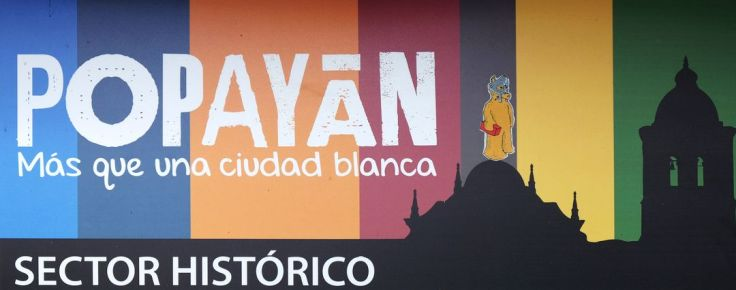 Mas que una ciudad blanca, Popayan