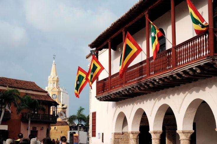 Hotel de ville Cartagena