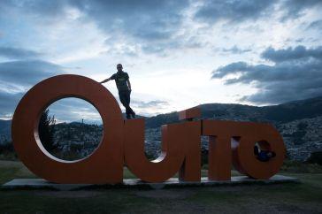 Maxime sur Quito