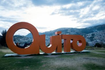 Jennifer sur Quito