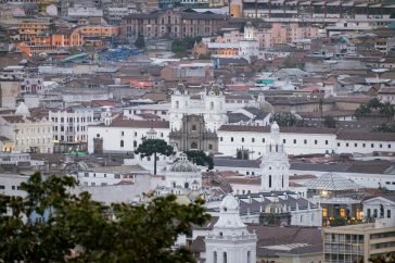 Église San Francisco, Quito, Equateur