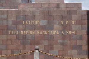 """Latitude 0° 0' 0"""""""