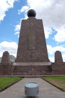 Sud du Monument Mitad del Mundo