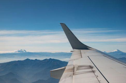 Au dessus de Quito
