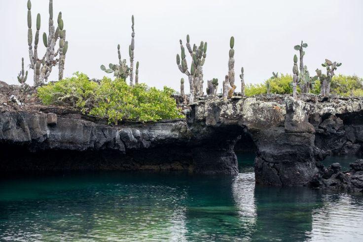 Formation rocheuses de Los Tuneles