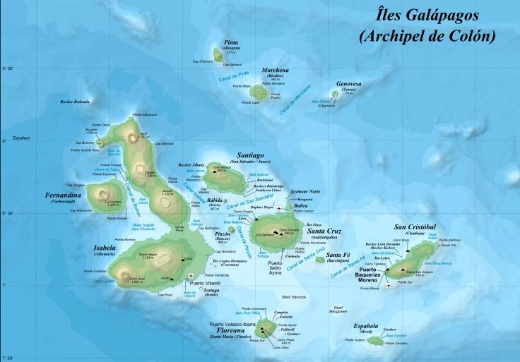 Archipel des Galapagos