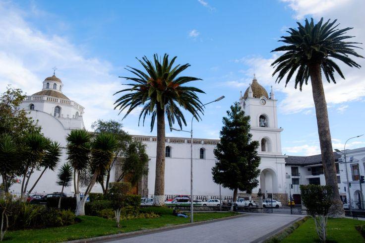 Cathédrale de Latacunga