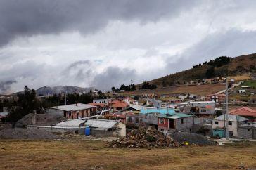 Le village de Quilotoa