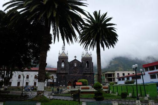Basilique Nuestra Señora del Rosario de Agua Santa