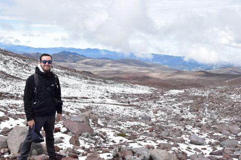 Altiplano autour du Chimborazo