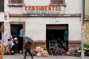 Dans les rues de Cuenca