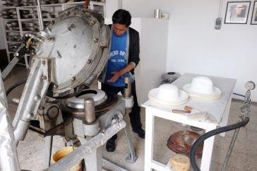 Fabrication des Panamas