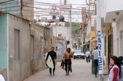 Huanchaco, ville de surfeurs