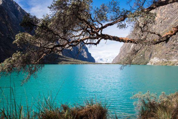L'eau extraterrestre de la Laguna de Chinancocha