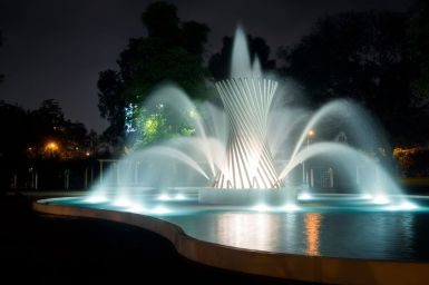 Fontaine du Circuito Magico del Agua