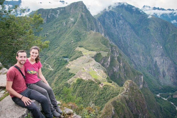 Vue depuis le Huayna Picchu