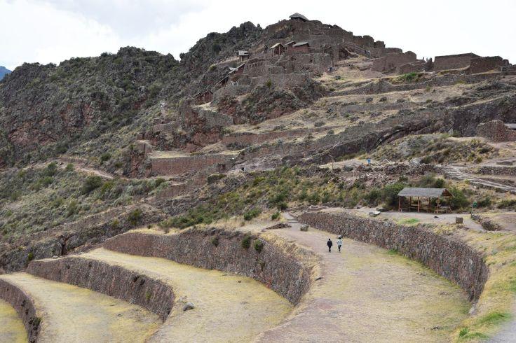 Ruines et terrasses de Pisac