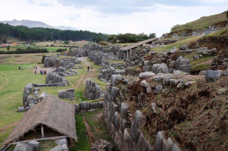 Saqsahuaman forteresse Inca