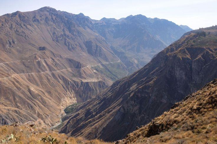 Le Canyon de Colca