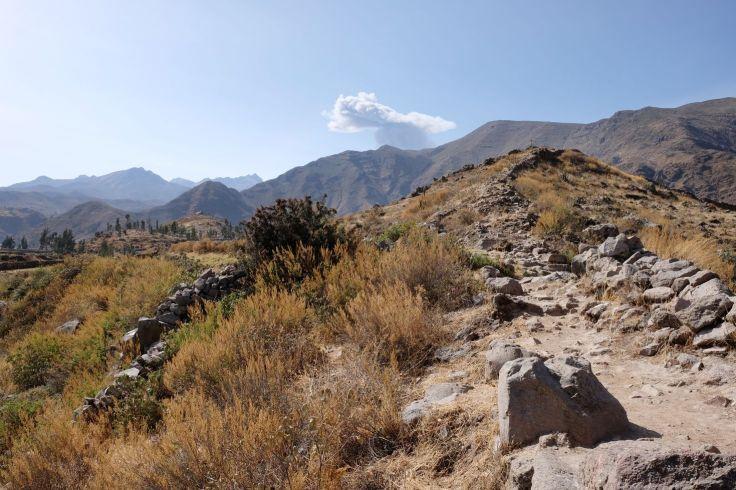 Les alentours du canyons de colca