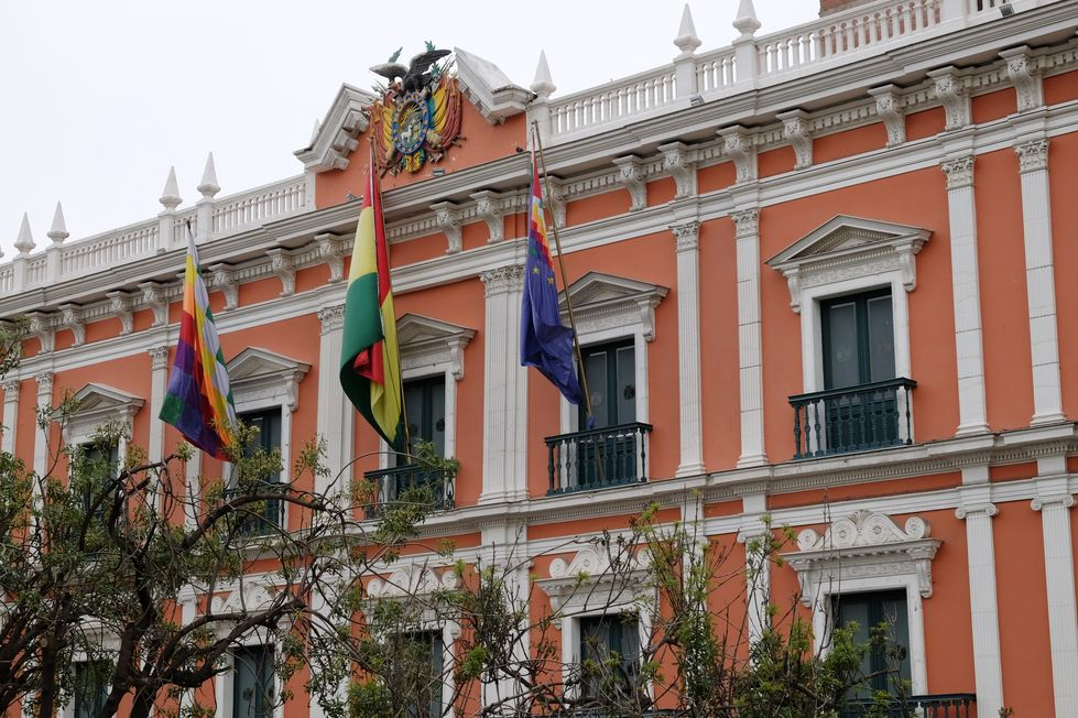 Centre historique de la Paz