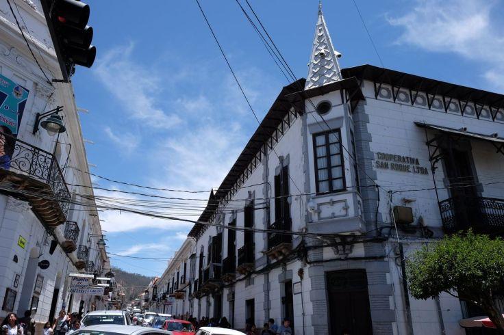 Centre historique de Sucre