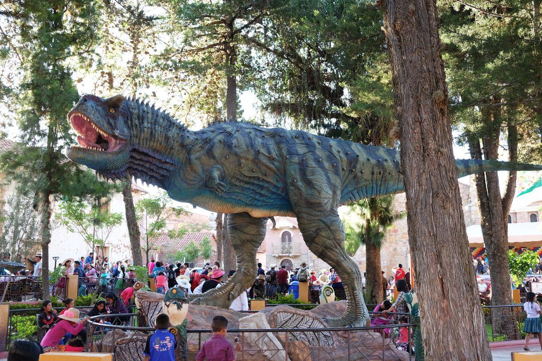 Dinosaureland à Torotoro, Torotoro, Bolivie