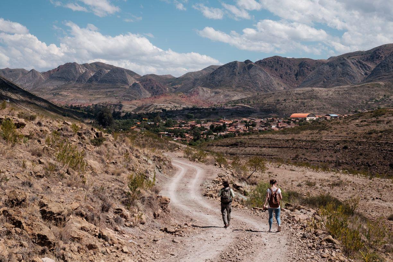 Parc National Toro Toro, Torotoro, Bolivie